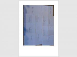 Liever niet: plak de foto's niet in een Word-bestand, want dan worden ze verkleind